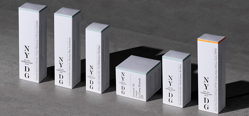 NYDG Skin Care Products