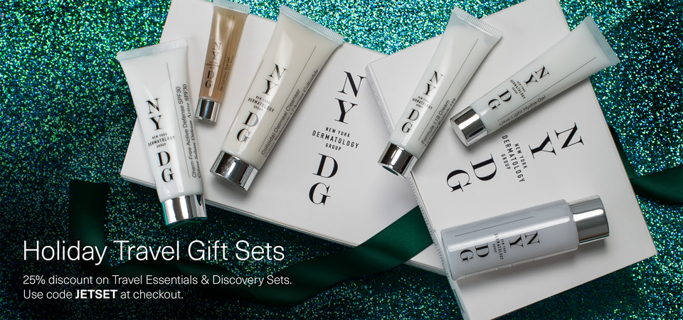 NYDG Holiday Travel Sets