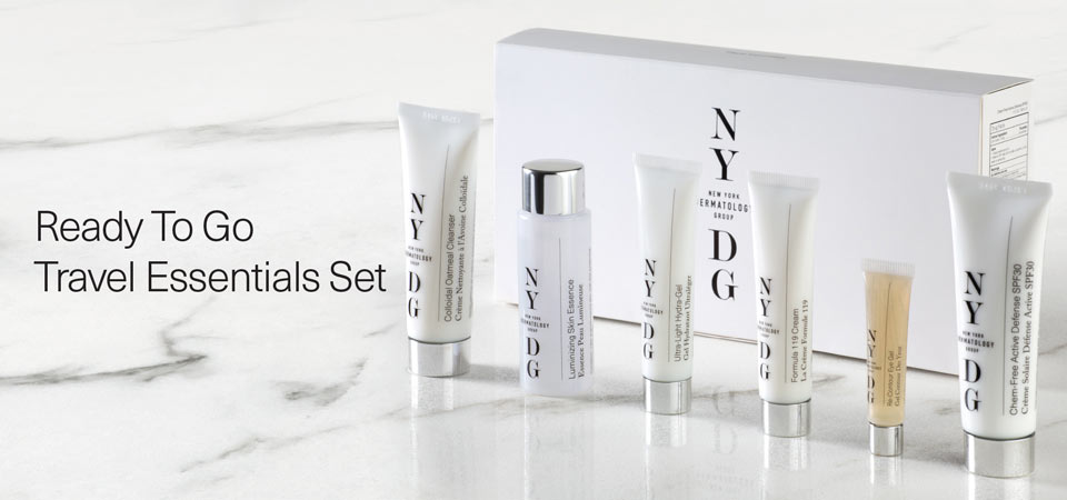 NYDG Essentials Travel Set