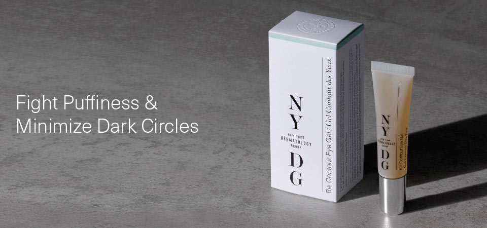 NYDG Re-Countour Eye Gel Banner